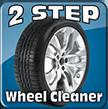 2 Step Wheel Cleaner